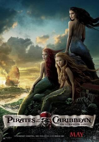 """《加勒比海盗4》迎接第一棒开启""""电影IMAX季"""""""