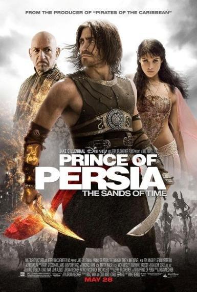 北美票房:《史莱克4》连冠 《波斯王子》败阵