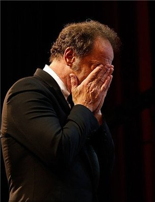 文森特・林顿获最佳男主角奖