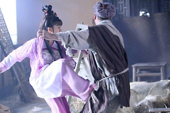 《薛平贵与王宝钏》将播 宣萱再遇是非不示弱