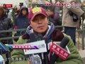 视频:李晨跳楼体验失重 父亲片场监督