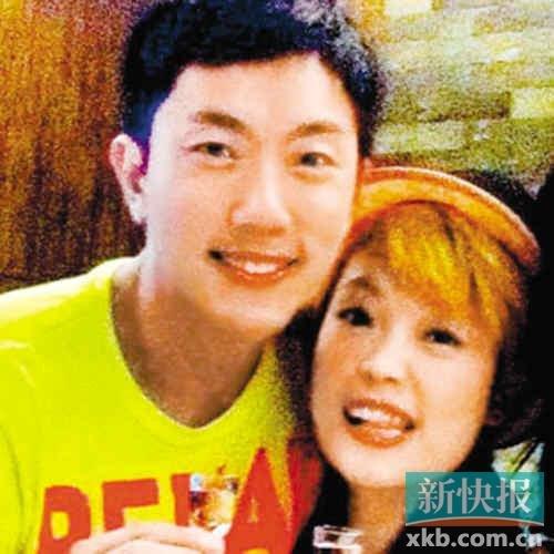 容祖儿与刘浩龙热恋再被拍 甜蜜相伴游英国