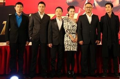 《让子弹飞》明日上映 姜武马元演绎另类断背情