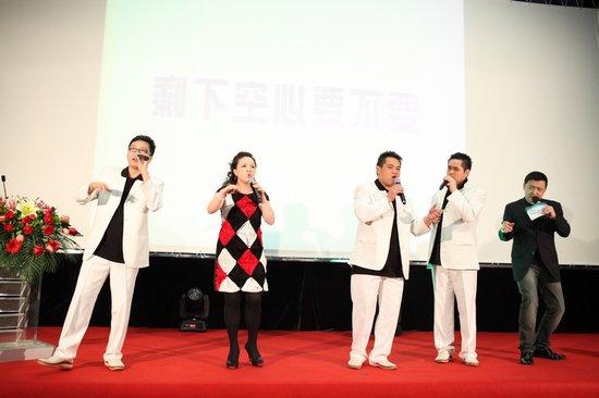 《清唱团》入驻深圳卫视 全球顶尖选秀首登亚洲