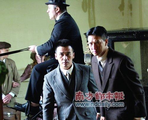张家辉柳云龙加盟《建党伟业》演蒋百里梁启超