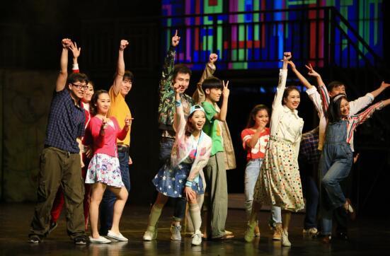 《狂奔的拖鞋》上海引领中国音乐剧的新风潮