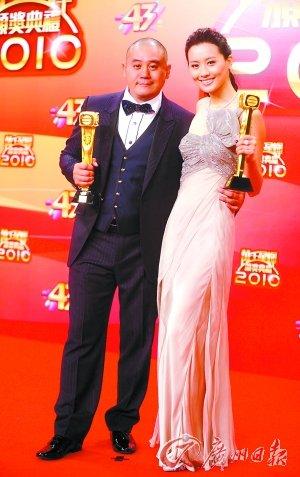 大奖尽归《义海豪情》 观众感叹TVB成老人院
