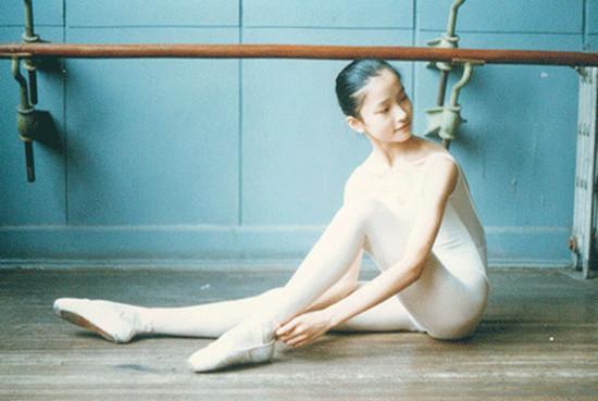 刘诗诗杜鹃陈小纭 芭蕾舞演员出身的影视女星图片