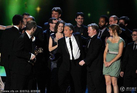 艾美奖颁奖典礼全程回顾 惊喜瞬间一网打尽