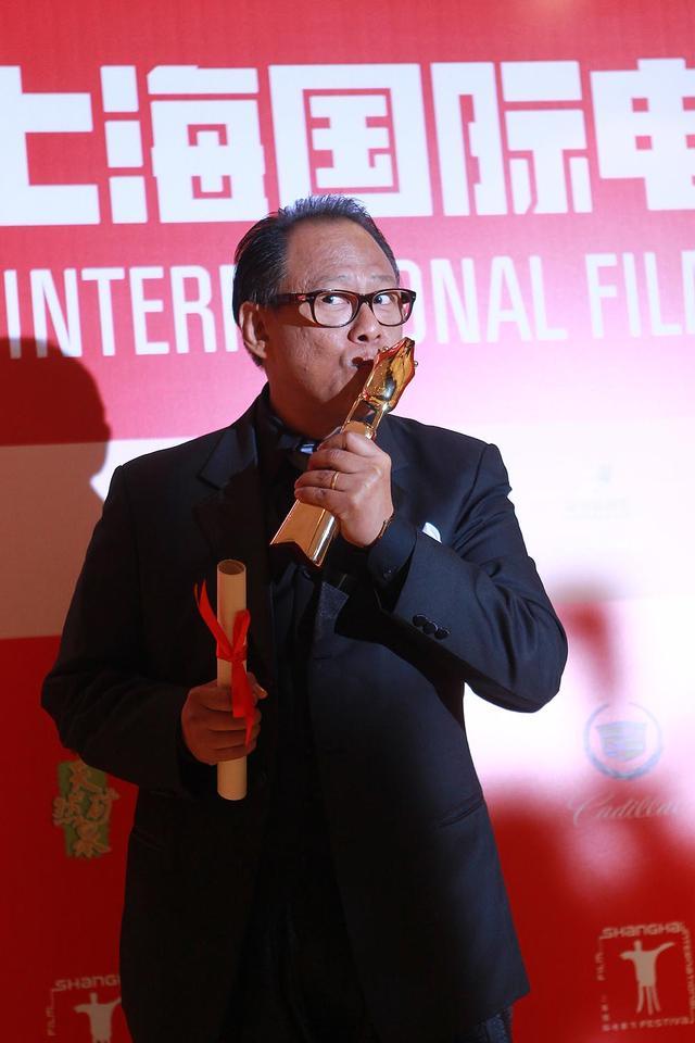 17届上海电影节闭幕 泰国演员潘斯林加姆称帝