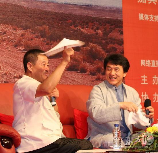 文联主席:赵本山很忠实 对提升二人转有贡献