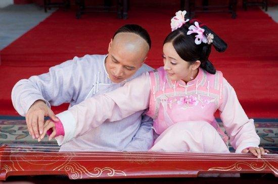 杨幂领衔芒果开年大戏 《宫》中遭两阿哥争抢
