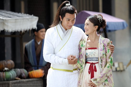 《樊梨花》首播收视高 秦岚打响婚姻保卫战