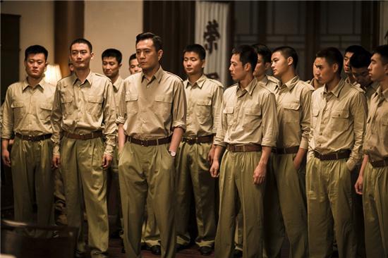 """刘烨谈《北平无战事》 称其国产剧""""标杆之作"""""""