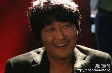 《梦幻行动》韩国站第六日 约见本色宋康昊(图)