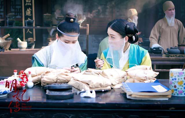 《女医明妃传》重口味医术手段令网友吃不消