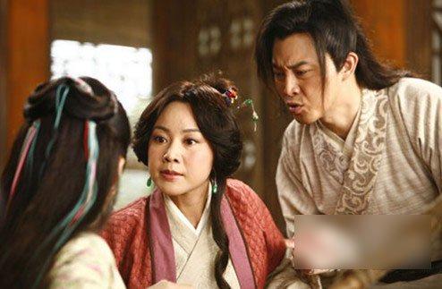王铮因在 电影