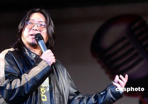 高晓松否认狱中遭欺负 谈细节:筷子尺寸有限制