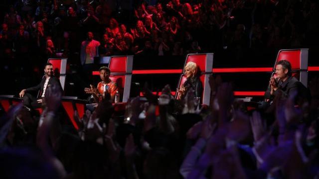 《美国好声音》第8季冠军诞生 Fredericks夺冠