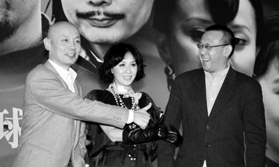 《让子弹飞》昨日全球首映 姜文:我其实很亲和
