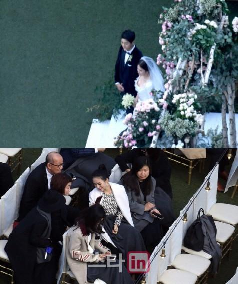 中国媒体无人机拍双宋婚礼被立案?韩警方否认
