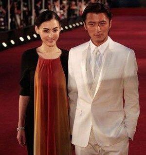 谢霆锋张柏芝被指已经离婚