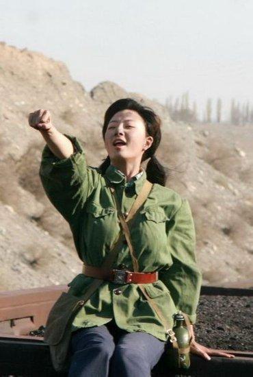 """建党90周年在即 """"红色""""殷桃经典重现为献礼"""