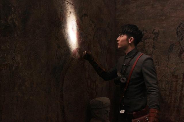 《秘术》再爆鬼吹灯版预告 地下世界首现真容