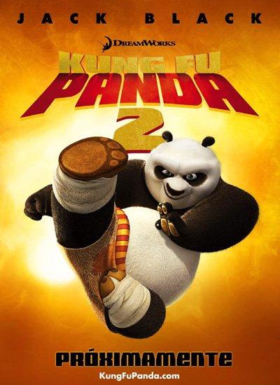 《功夫熊猫2》上映受好评 笑点密集打斗精彩