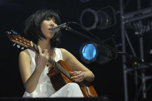 王若琳加盟苏州活力岛音乐节 率先引爆音乐盛宴