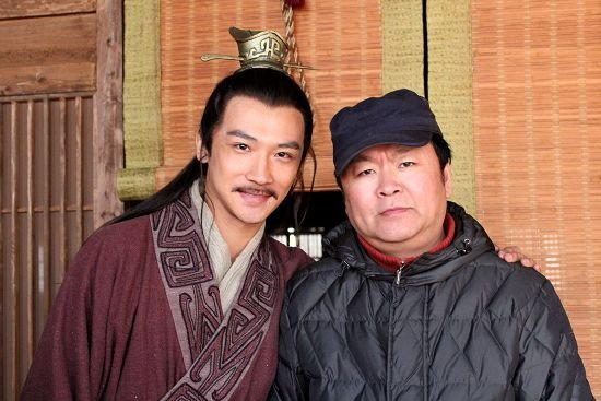 叶项明聊《楚汉传奇》 剧情似男版《甄嬛传》