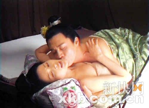 西门庆潘金莲大尺度床戏爆出 杜淳称觉得是好事
