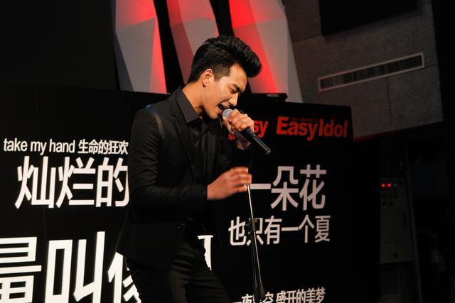 于湉首张唱片北京盛大发布  乐坛黑马划亮世界