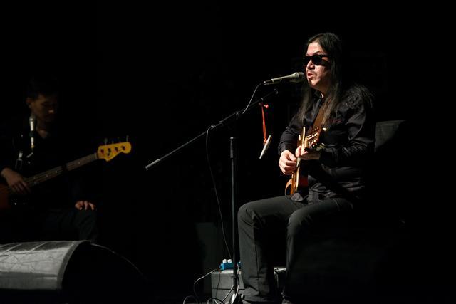 周云蓬2015演唱会9月开启 全国剧场巡演诗为鞍歌为剑