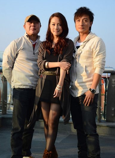 《东成西就2011》今上映 方力申邓丽欣大秀恩爱