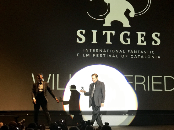 中国评委亮相第五十届锡切斯国际奇幻电影节
