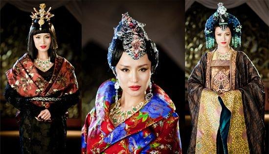 网友质疑《七仙女2》美貌王母 万美汐疑似后妈