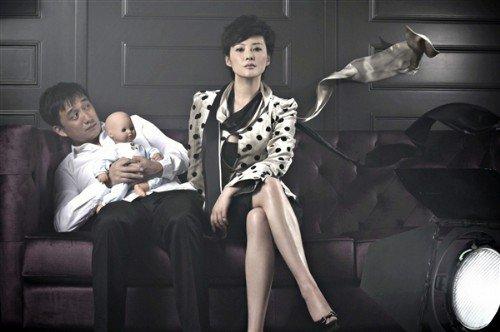 袁莉黄磊打响《婚姻保卫战》 戏里戏外判若两人