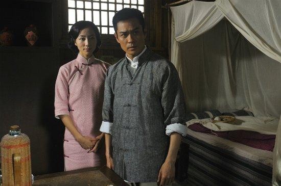 hanxiaoning111) 《叶问》剧照 由苏州福纳影视出品的电视剧《叶问》图片