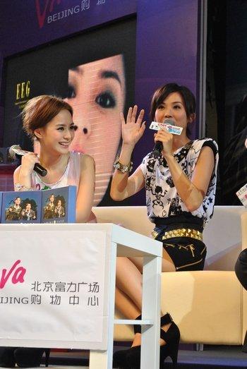 Twins携专辑《3650》做客 姐妹齐心展望未来