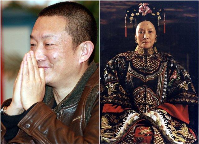 """《走向共和》为张黎赢得了赞誉,同时也因""""美化""""慈禧等""""反面人物""""遭到谴责"""