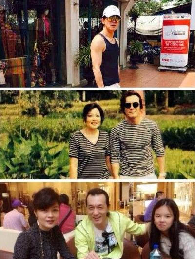 李咏生日爱妻哈文晒甜蜜照:你是真正的爷们