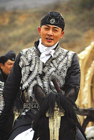 TVB3亿港元打造一哥 林峰被誉最具号召力艺人
