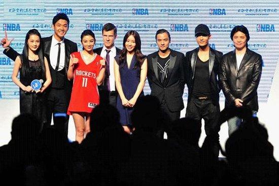 大片风范大腕阵容   这部由上影集团参与投资拍摄、获NBA...