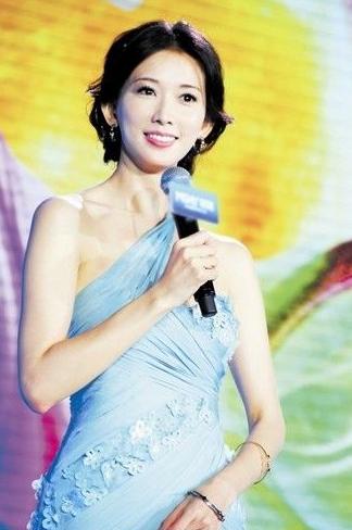 林志玲否认5年退休默认烂片女王:选片不会设限