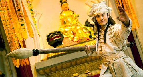 《唐伯虎2》法宝亮相  独门武器揭示才子性格
