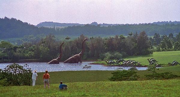 侏罗纪公园2: 努布拉岛上的侏罗纪公园陷落四年后,风云再起