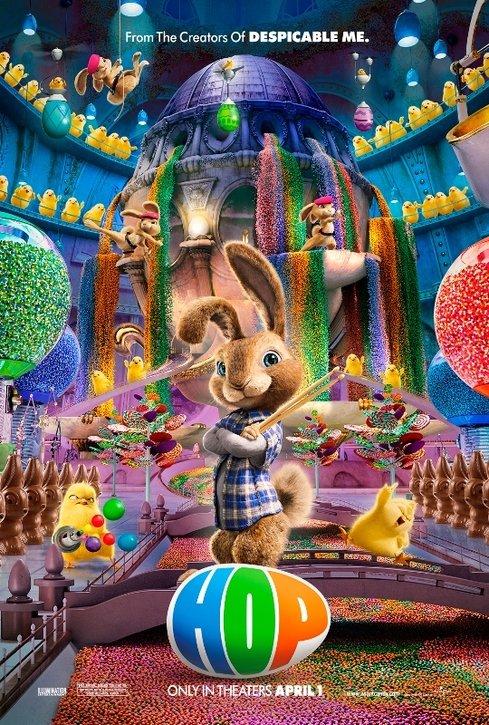 北美票房:《拯救小兔》夺冠 《小屁孩2》大赚