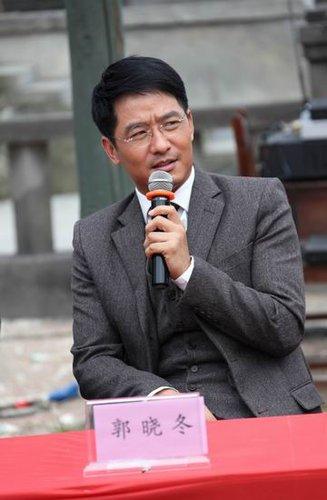 《风语》热拍 郭晓冬成谍战巨制中的悲剧英雄