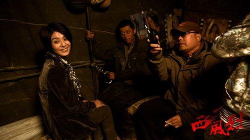 杨采妮卖命出演《西风烈》 高群书锁定再合作